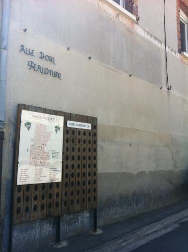 Dom Perignon Avenue, France