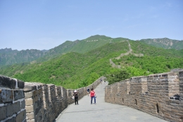Views of the Great Wall of China, Beijing