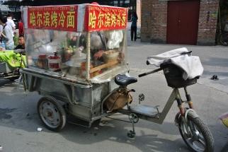 Street food bike, Beijing