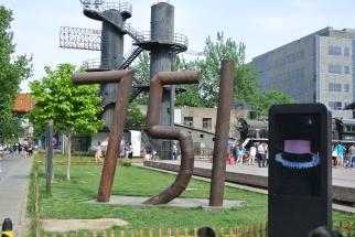 Factory 751 at 798, Beijing