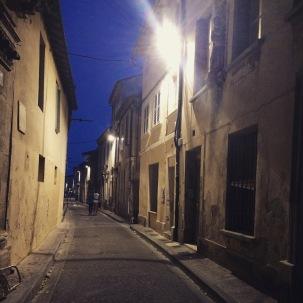 Avignon old town