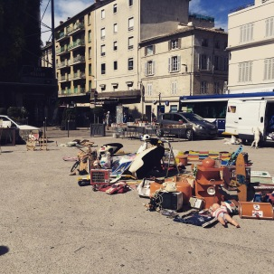 Les Halles, Avignon old town