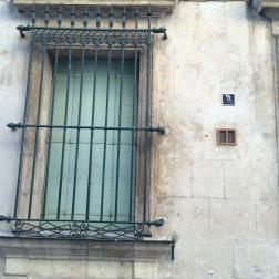 Avignon old town architecture