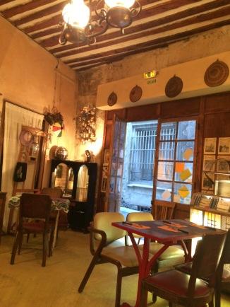 Bazou, Avignon old town