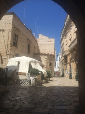 Polignano a Mare old town