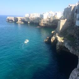 Adriatic sea, Polignano a Mare, Italy