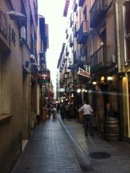 Calle Laurel, Logrono, Rioja