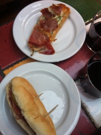 Pinchos on Calle Laurel, Logrono