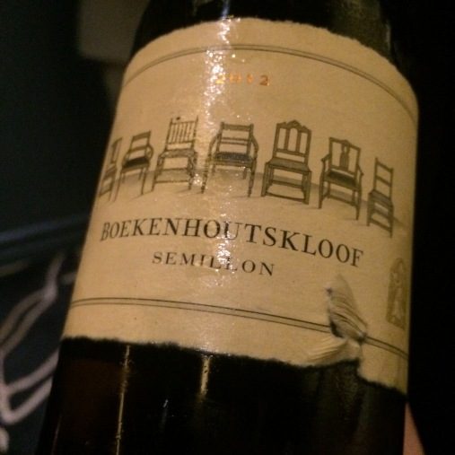 South Africa wine