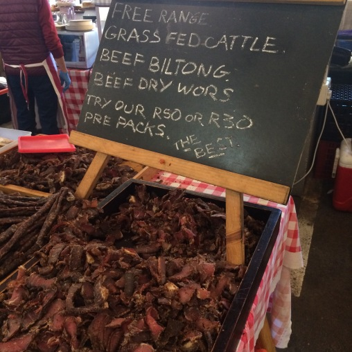 Biltong, Neighbourgoods Market