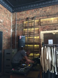 Kitcheners vintage shop, Joburg