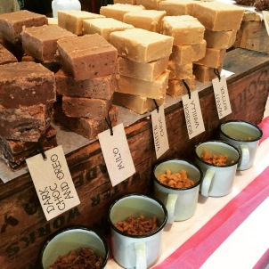 Fudge at Neighbourgoods Market