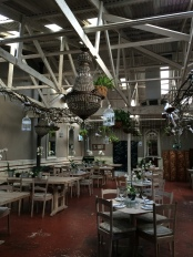 Restaurant in 44 Stanley