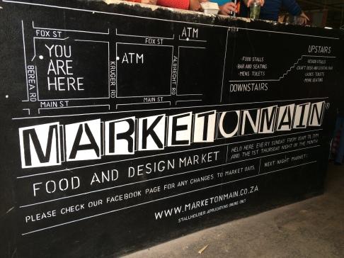Market on Main, Maboneng