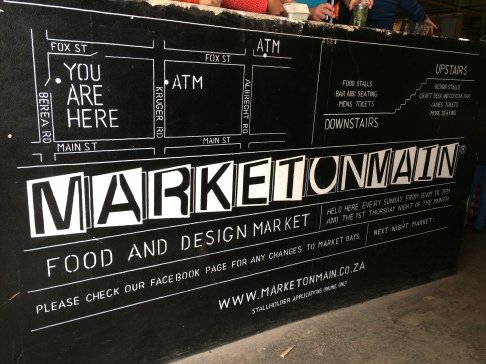 Market on Main, Maboneng