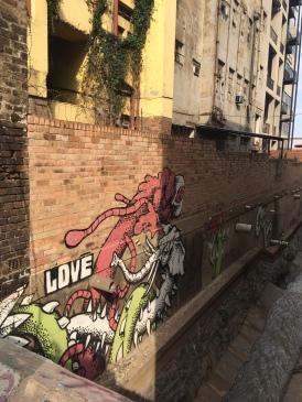 Graffiti, Joburg