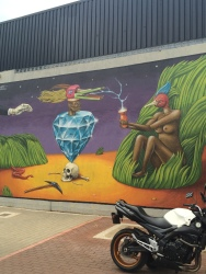 Street art, Joburg