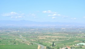 Rioja landscape, Spain