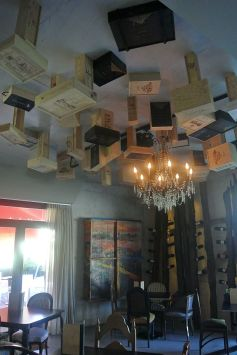 Hotel Viura bar, Rioja